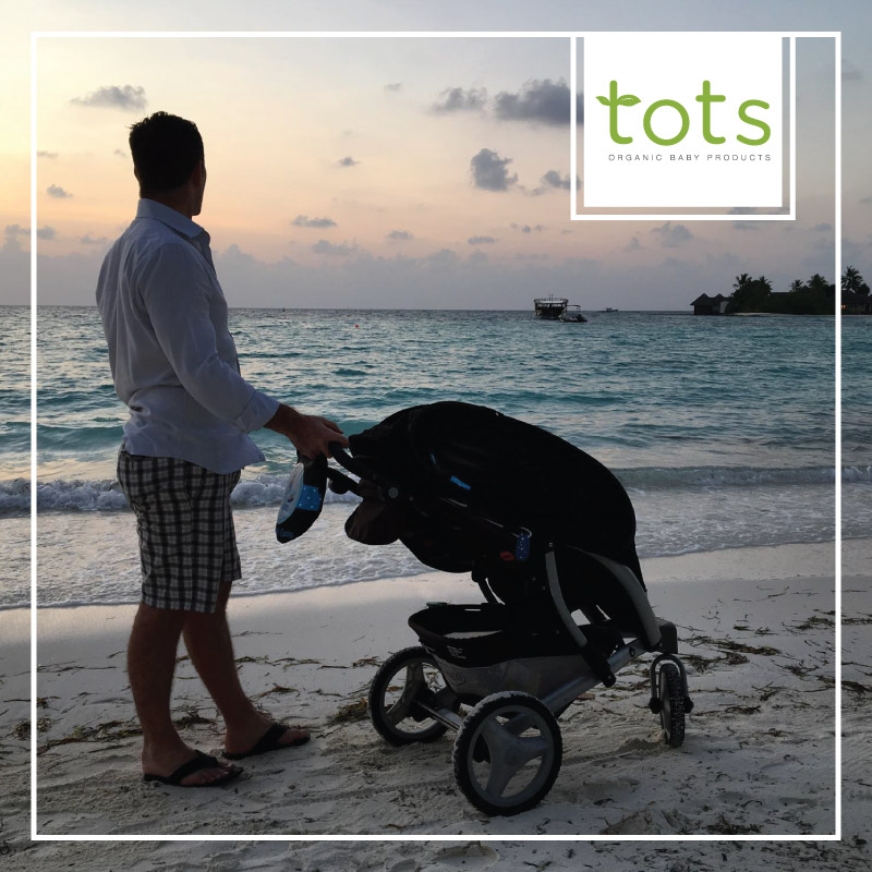 Flying with Baby? 3 Travel Essentials for helping baby (and